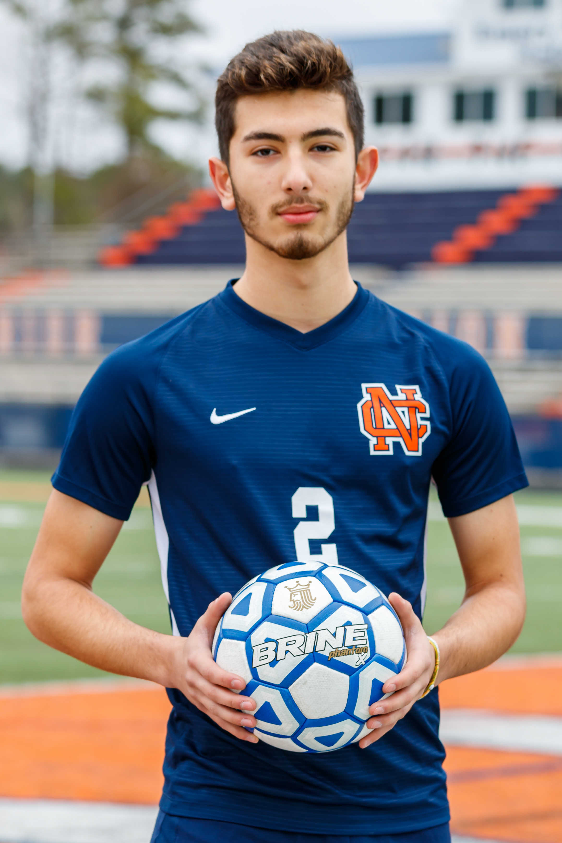 North Cobb High School Soccer Portraits