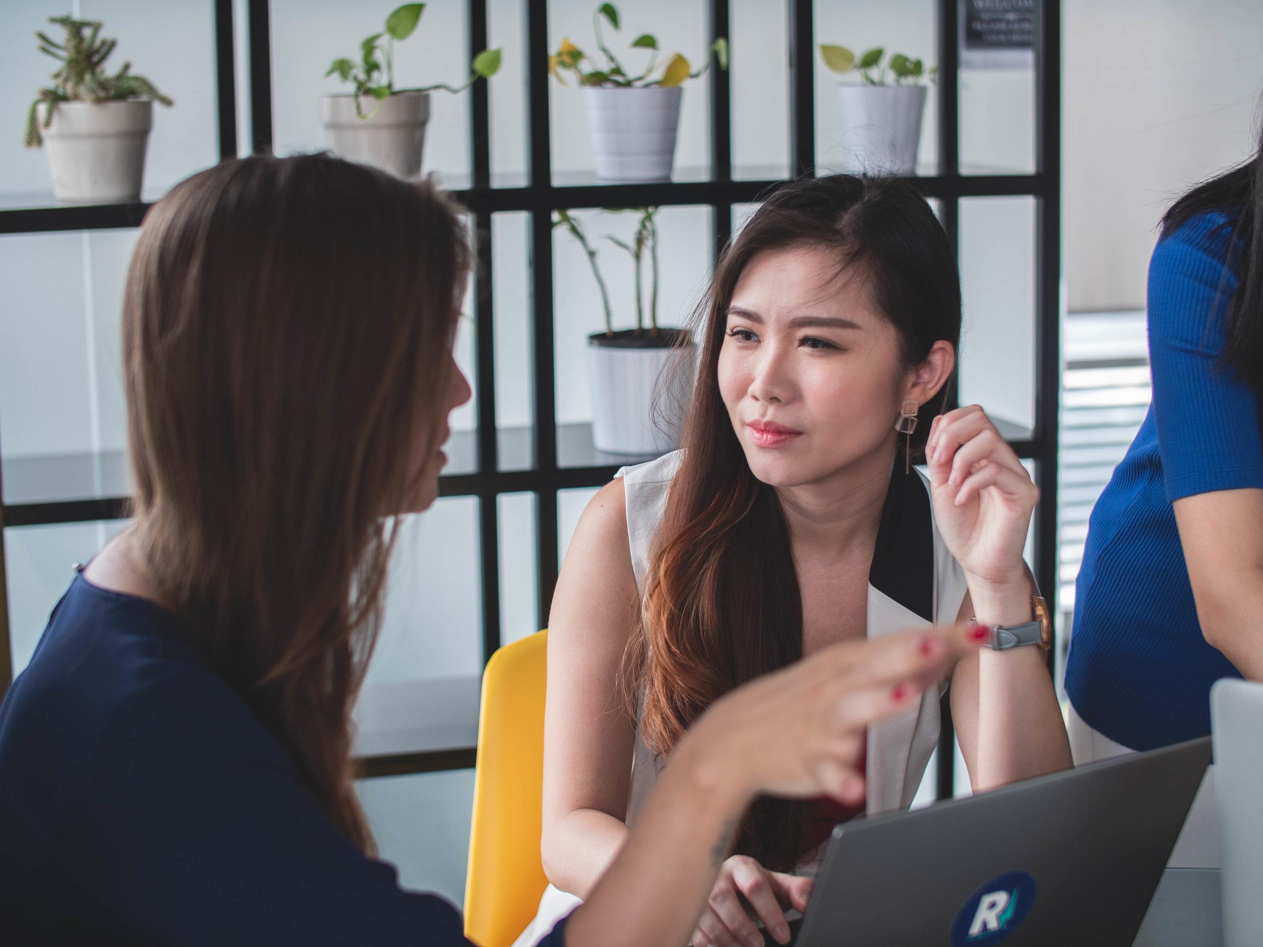 Bravery at work, actief luisteren