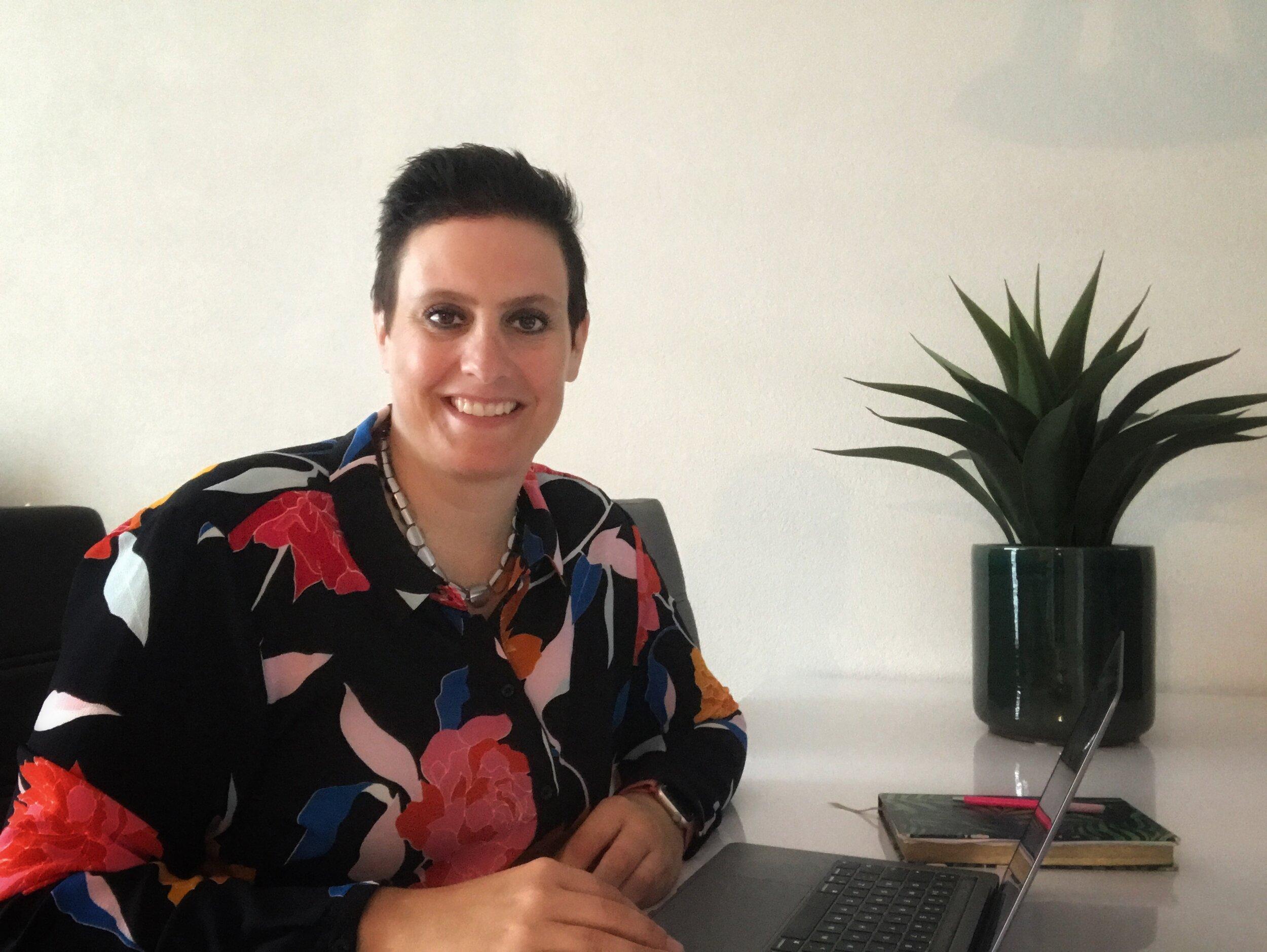 Astrid van der Laan, Bravery at work