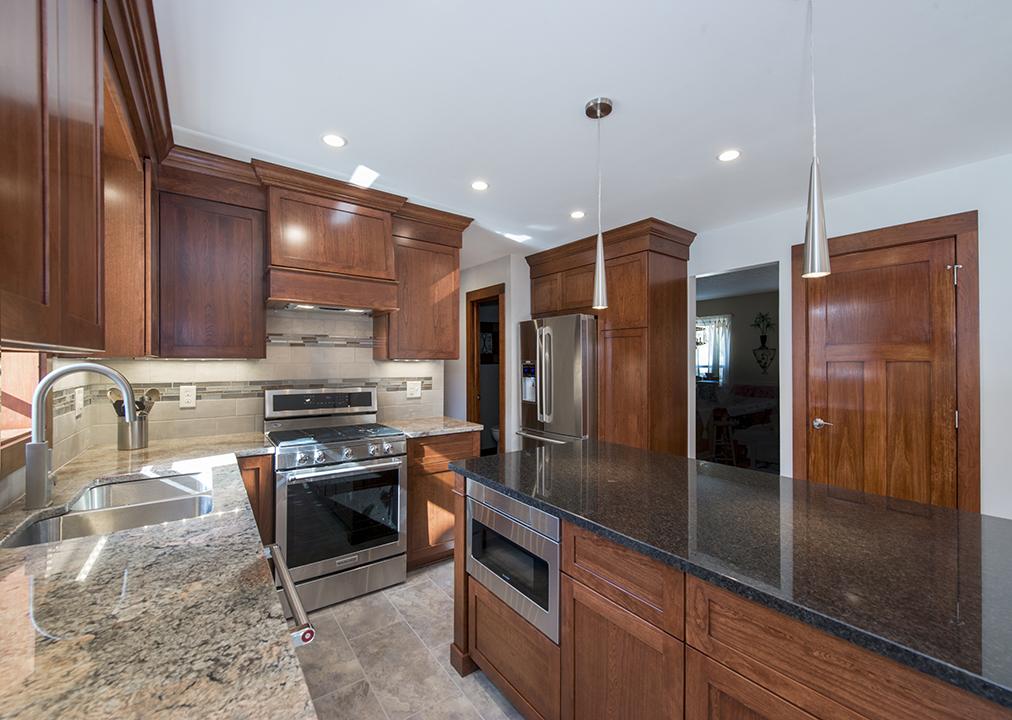 Kitchens, Bathrooms, Basements & More