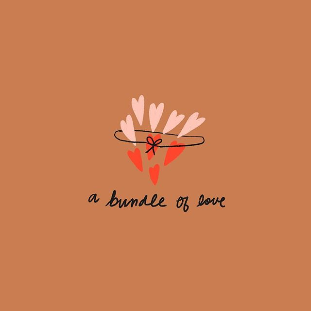 Happy Love Day!!!!!!! To you, from me. . . . #fwportfolio #girlboss #womenofillustration #illustrator #illustrationart