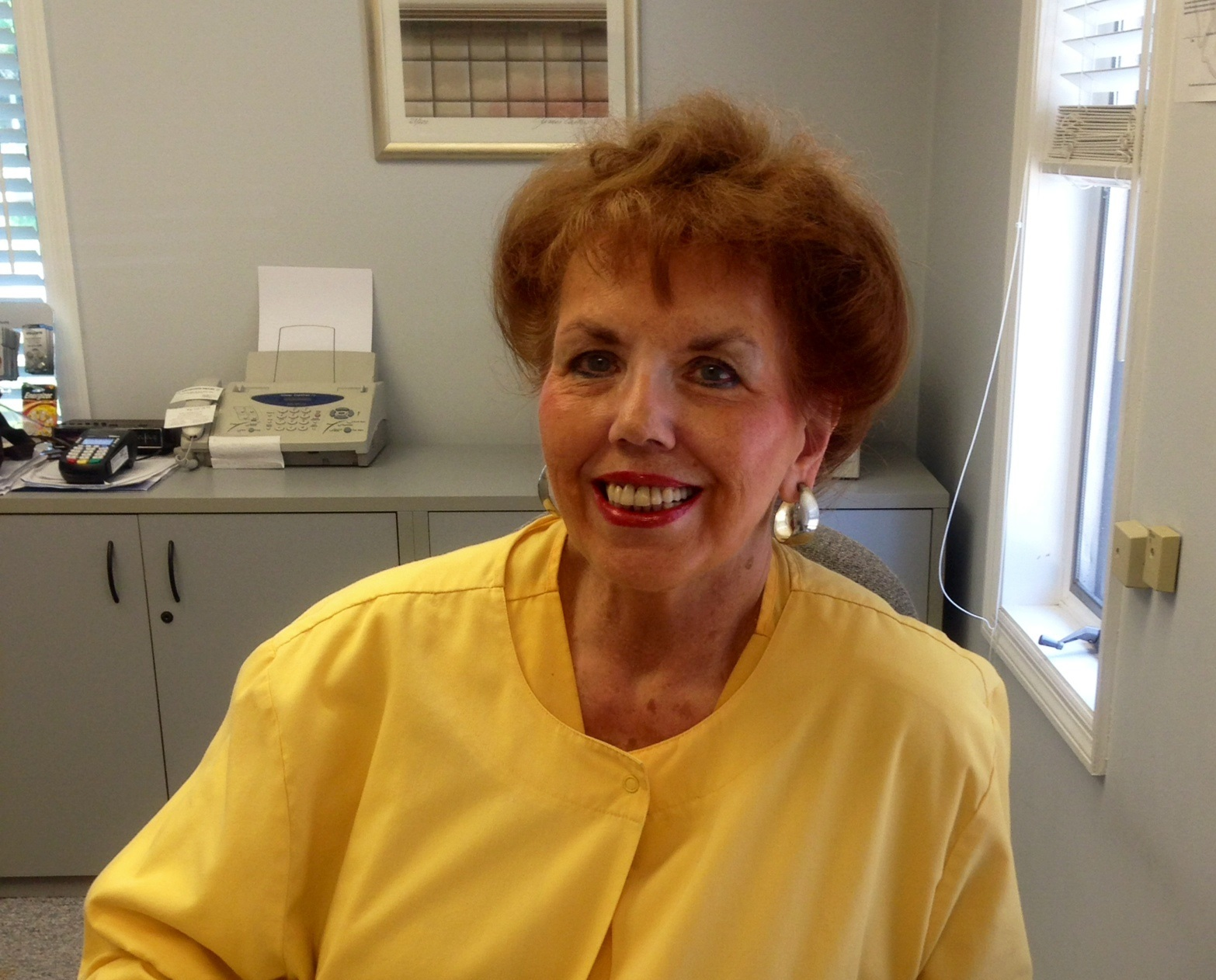 Val Henningsen has been an intricate part of The Hearing Center since 2004 as Office Manager, Administrative Assistant and Patient Coordinator. She completed a course of study at Lyons Institute of Medical Technology, Union College and Alpha Train computer school. Val has many years experience in physicians' private practice, National Health Laboratories, Assisted Living, the Nursing Home environment and Muhlenberg Regional Medical Center's Medical Education. Her compassion and empathy are always demonstrated in her interaction with patients.