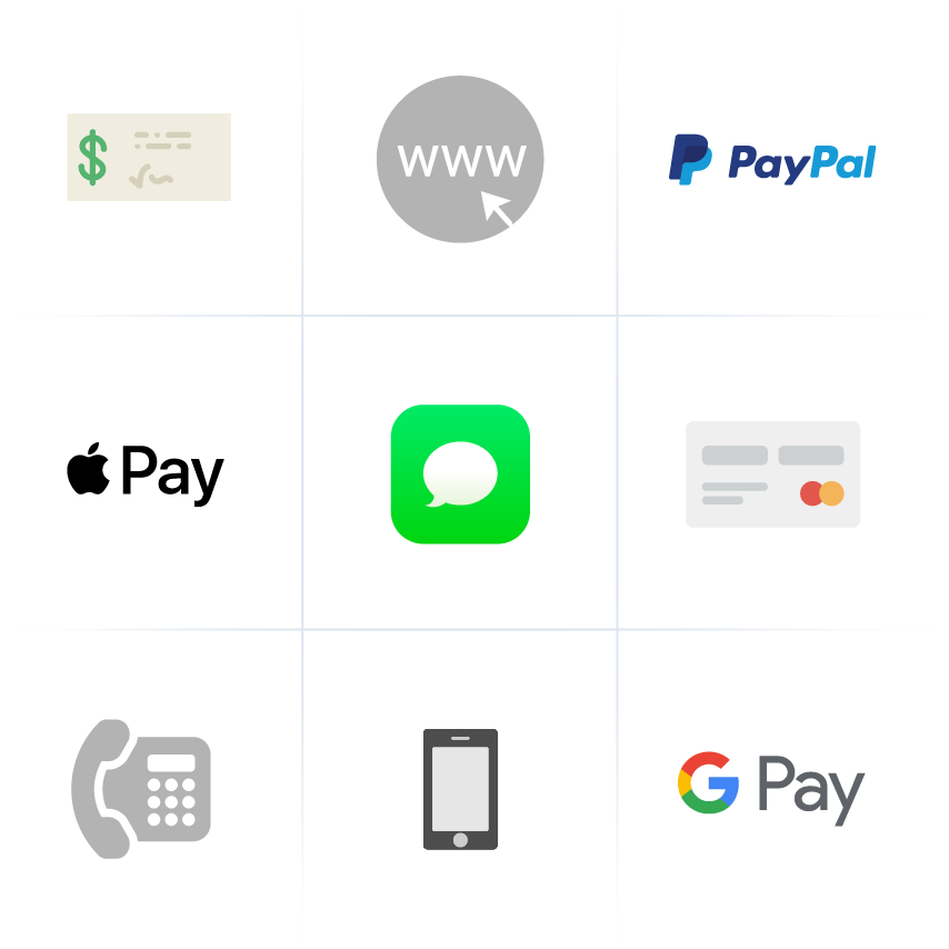 A Modern Retail Payment Experience - Too few payment options, limited customer interfaces, and manual bill processing all slow down remittance and erode customer satisfaction.Free your patients from these barriers: Let them pay their bills however they want whenever they want, 24 hours a day with a credit card, check, e-check, Apple Pay, Google Pay, or PayPal -- over web, mobile, text, or phone.Accelerate payments and bolster revenue capture with a modern customer experience from Raxia.