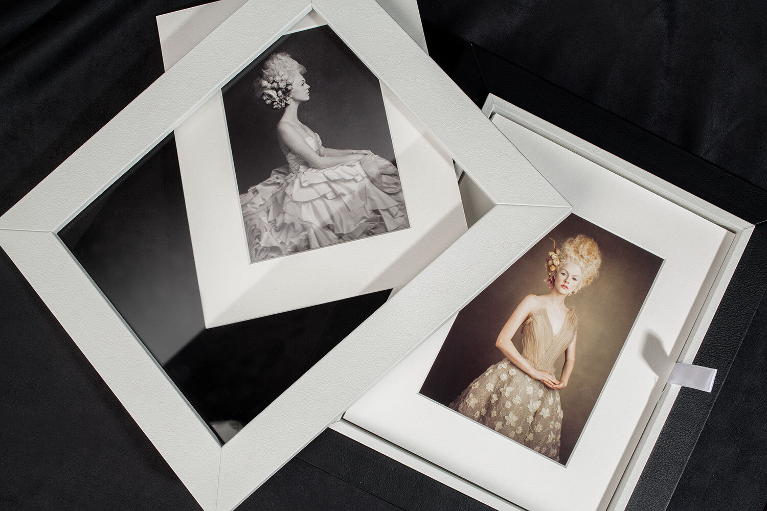 Reveal Box - The reveal box is your gift with any 10 Matted 5x7 or 8x10 prints. These are $150 each and are printed on the highest quality HD paper - hand made in Italy.