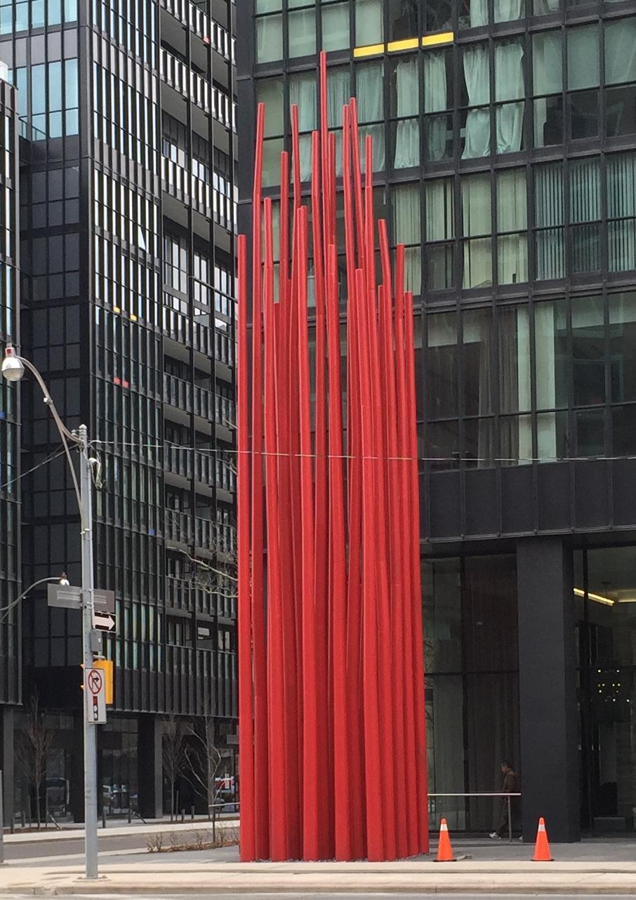 Double Vision by Shayne Dark (Toronto)