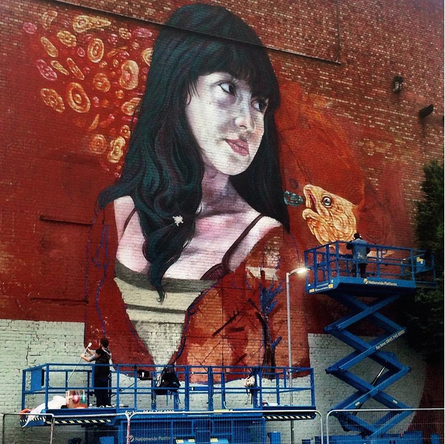 Mural by Martin Ron