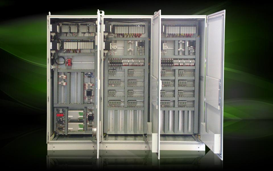 PLC control systems hydraulic actuator blac inc