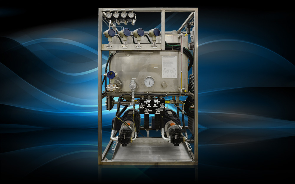 hydraulic power unit blac inc actuator systems