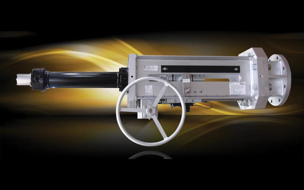 blac inc hydraulic slide and plug valve actuator fccu fluid catalytic cracking system