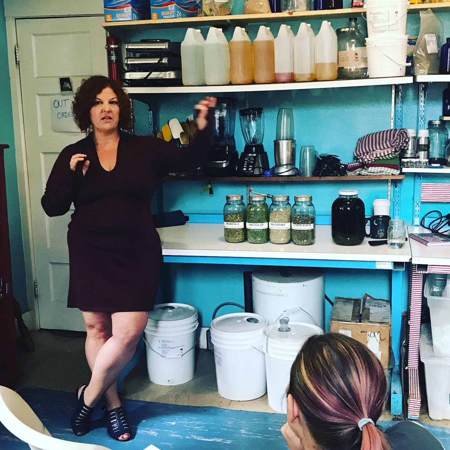 Anna describes how herbs synergist with each other and how to use herbs together to create the alchemy needed to make healing medicine.