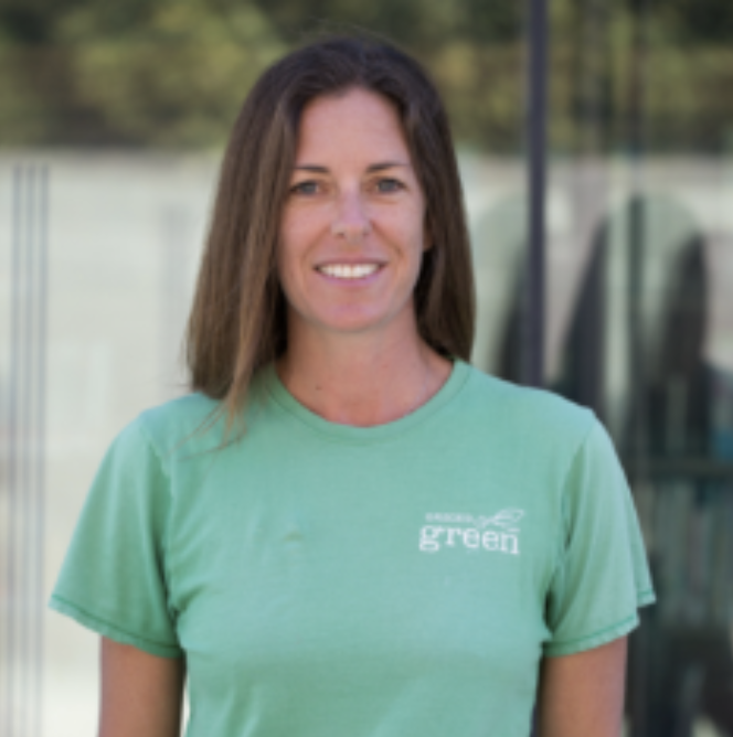 Don't Be Shy, Get Connected To A Local Organization! - with Robyn MurphyGrades of Green