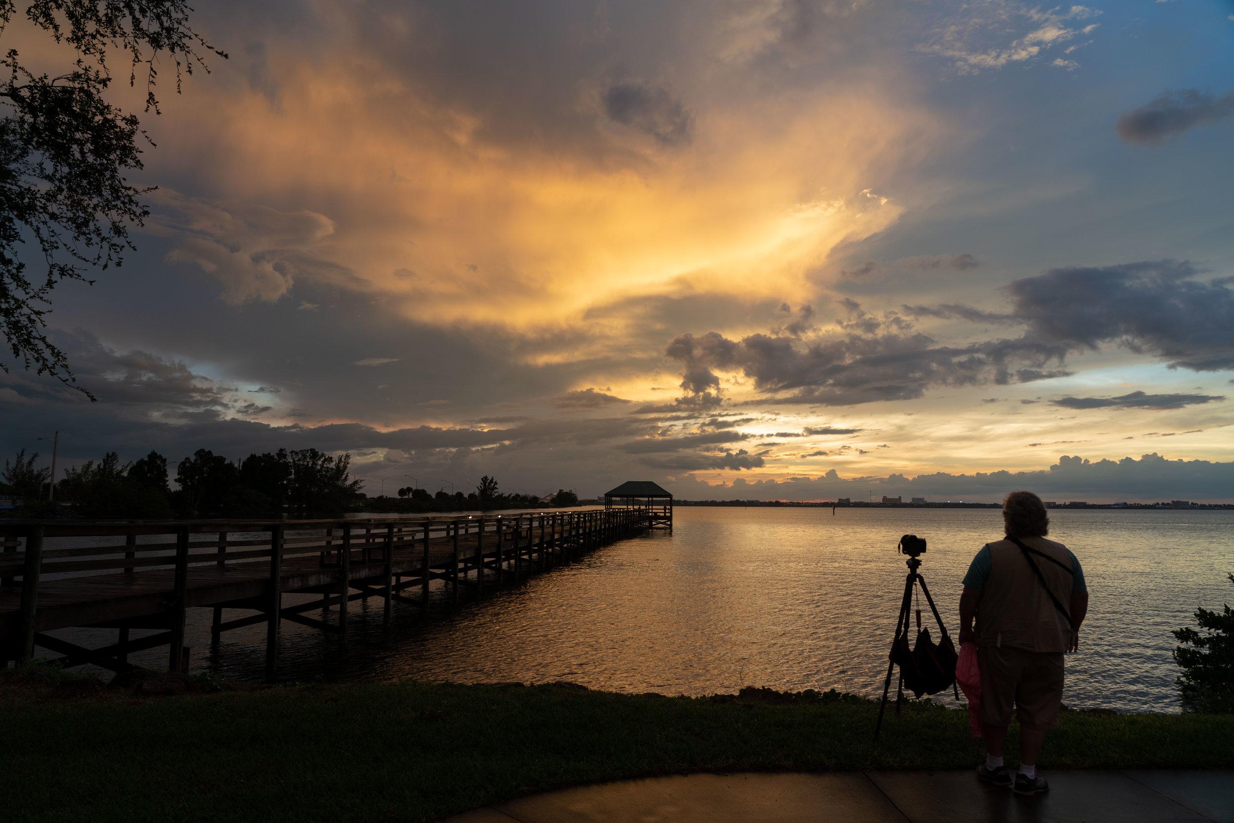 Indialantic sunset
