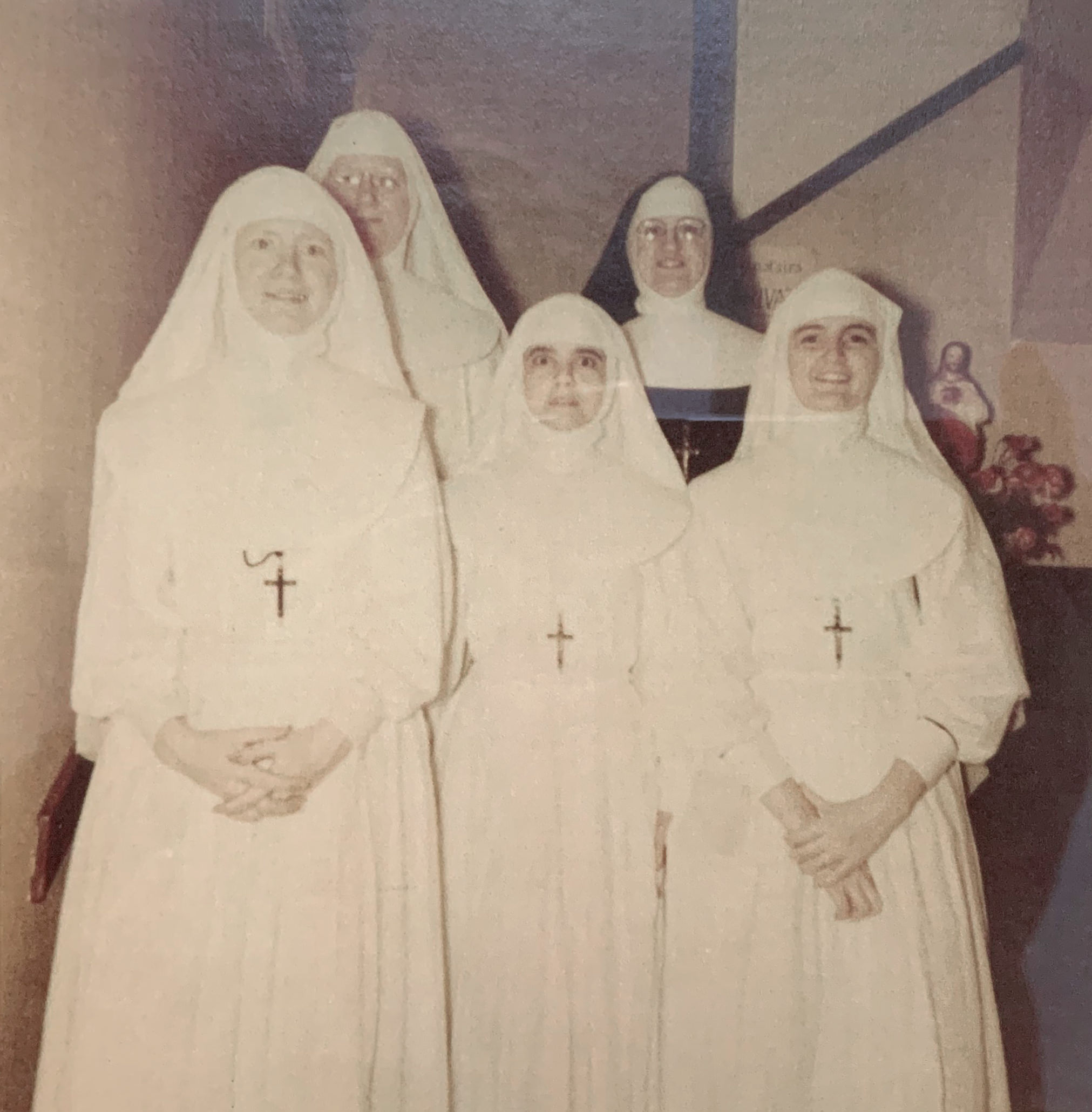 The Sisters of St. Joseph have been instrumental in helping to form New Roads and the surrounding area in the 20th century. They have been associated with Pointe Coupee General Hospital, St. Joseph Academy, Catholic of Pointe Coupee, and St. Mary of False River.