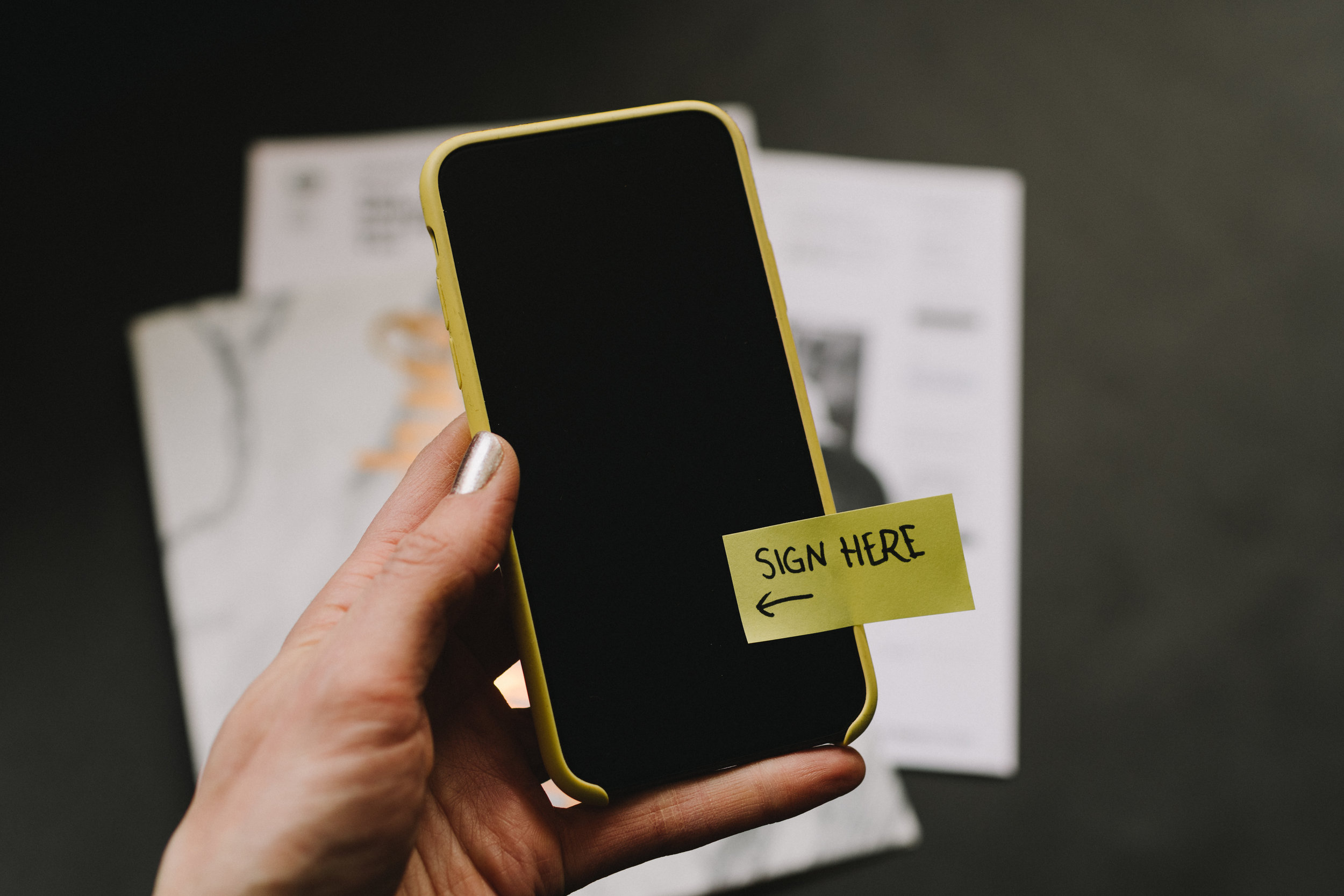 How to Electronically Sign PDF Documents without Printing and Scanning - PDFs are great for when you need to share official documents, but they can be more difficult to work with than other file formats when you need to edit or fill them out.