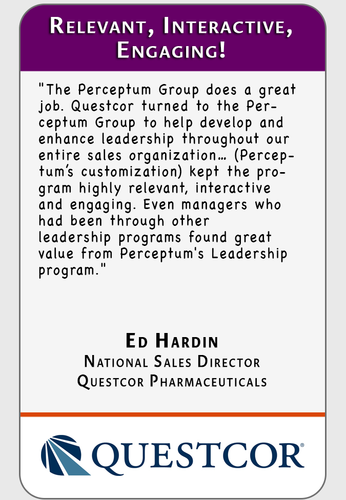 Relevant interactive engaging leadership training