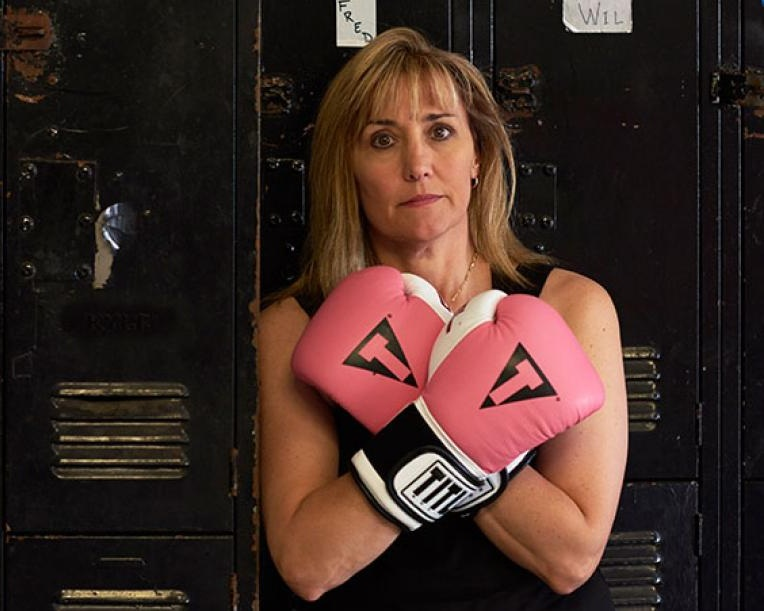 Christy Martin - World Champion Boxer