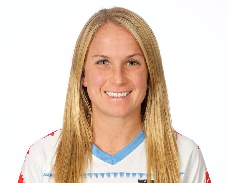 Alyssa Mautz - Chicago Red Stars Midfielder