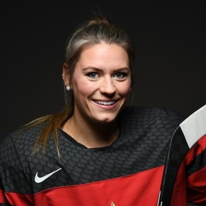 Natalie Spooner  will play as a Forward for Team Canada during the Rivalry Series
