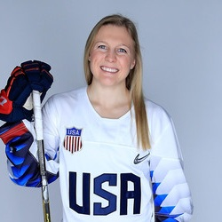 - Kendall Coyne Schofield plays as a forward for the Minnesota Whitecaps