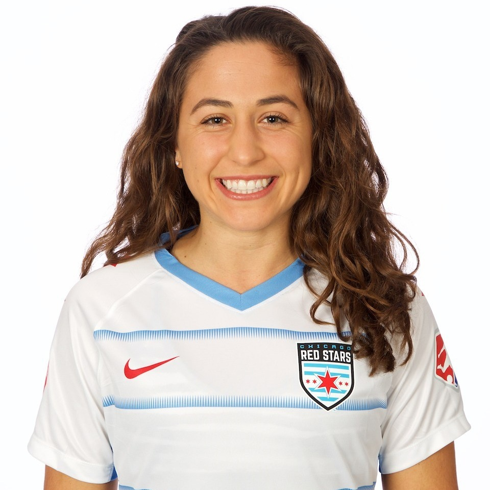 - Danielle Colaprico plays as a Midfielder for the Chicago Red Stars.