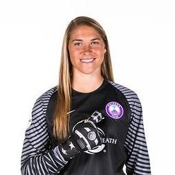 - Aubrey Bledsoe plays as a goalkeeper fro the Washington Spirit