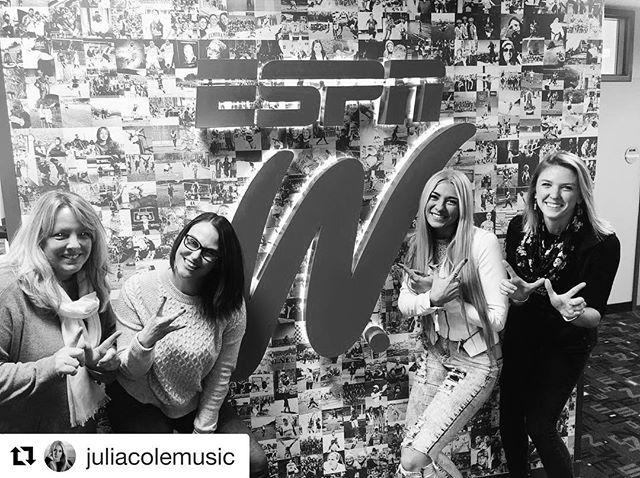 #Repost @juliacolemusic ・・・ MAKIN BIG MOVES. @espnw @womensportssocial @espn  #JustWait #BristolCT #ESPNHeadquarters