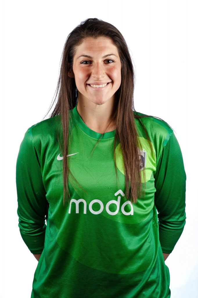 - Michelle Betos plays as a goal keeper for the Seattle Reign