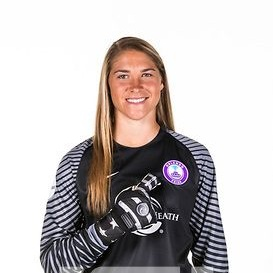 - Aubrey Bledsoe plays as a goalkeeper fro the Washington Spirit