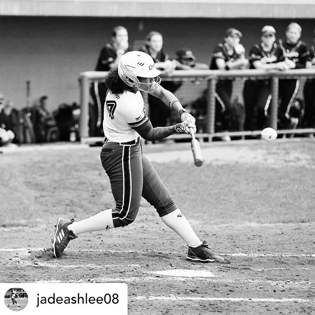 #repost• @jadeashlee08 This sport has taught me so much in life! The main one is how to be a true leader on my team and in my personal life. This sport means more to me then just softball, this is where you build friendships and get to compete with the best. Not everyone gets this opportunity and I thank God everyday for waking me up and giving me the blessing of playing the sport I love.