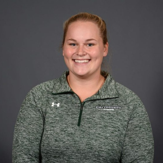 - Molly Wolf plays as a goalkeeper for the Upstate Pride