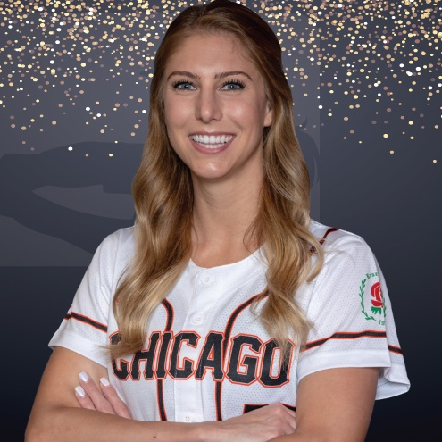 - Brenna Moss plays as an outfielder for the Chicago Bandits