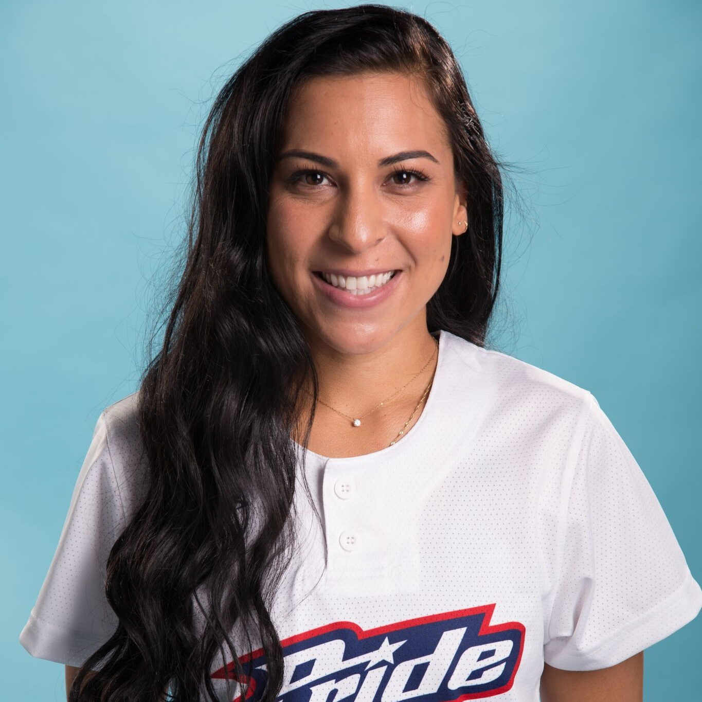 Sierra Romero  plays as an infielder for the USSSA Pride