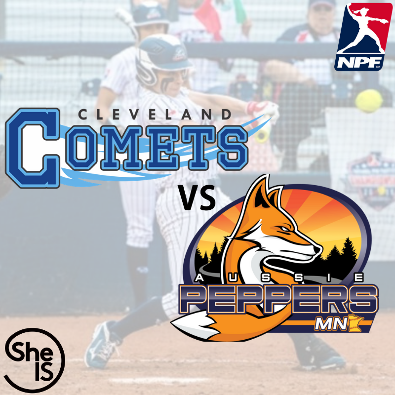 Cleveland Comets vs. Aussie Peppers.png