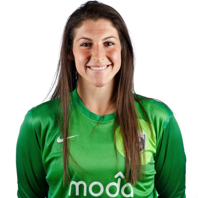- Michelle Betos plays as a goal keeper for the Reign FC