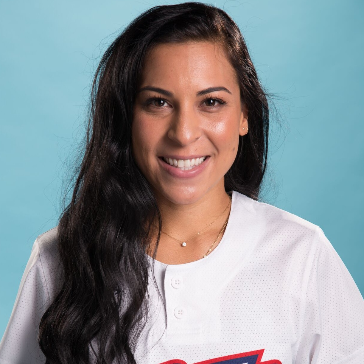 - Sierra Romero plays as an infielder for the USSSA Pride