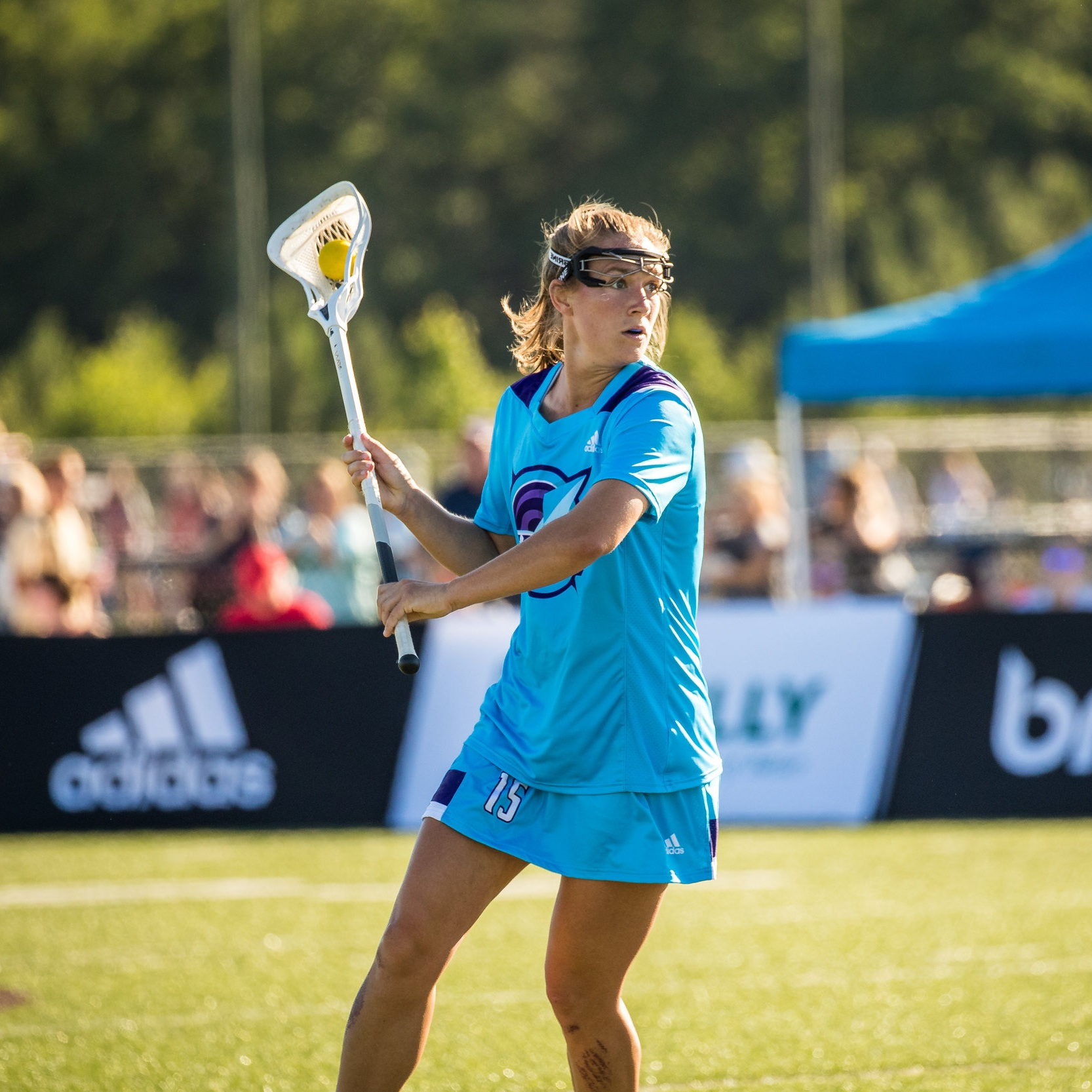 Zoe Stukenberg - Zoe played professional lacrosse for the WPLL Fight and for University of Maryland. She was also a high school biology teacher and this fall will start her first semester of medical school at the University of Michigan.Follow her:Twitter