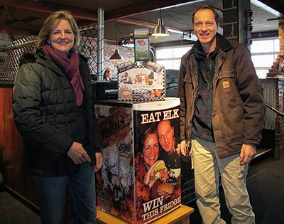 Fay and Thom, ElkRanch, Ottawa