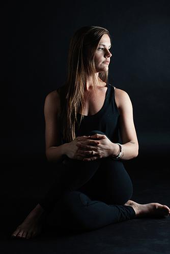 Katt Brooks, yoga teacher, Adi Shesha, Ottawa
