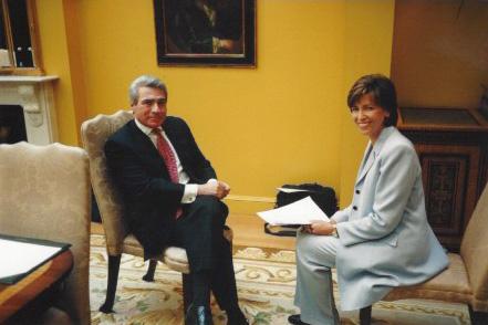 Former U.S. Ambassador Phil Lader