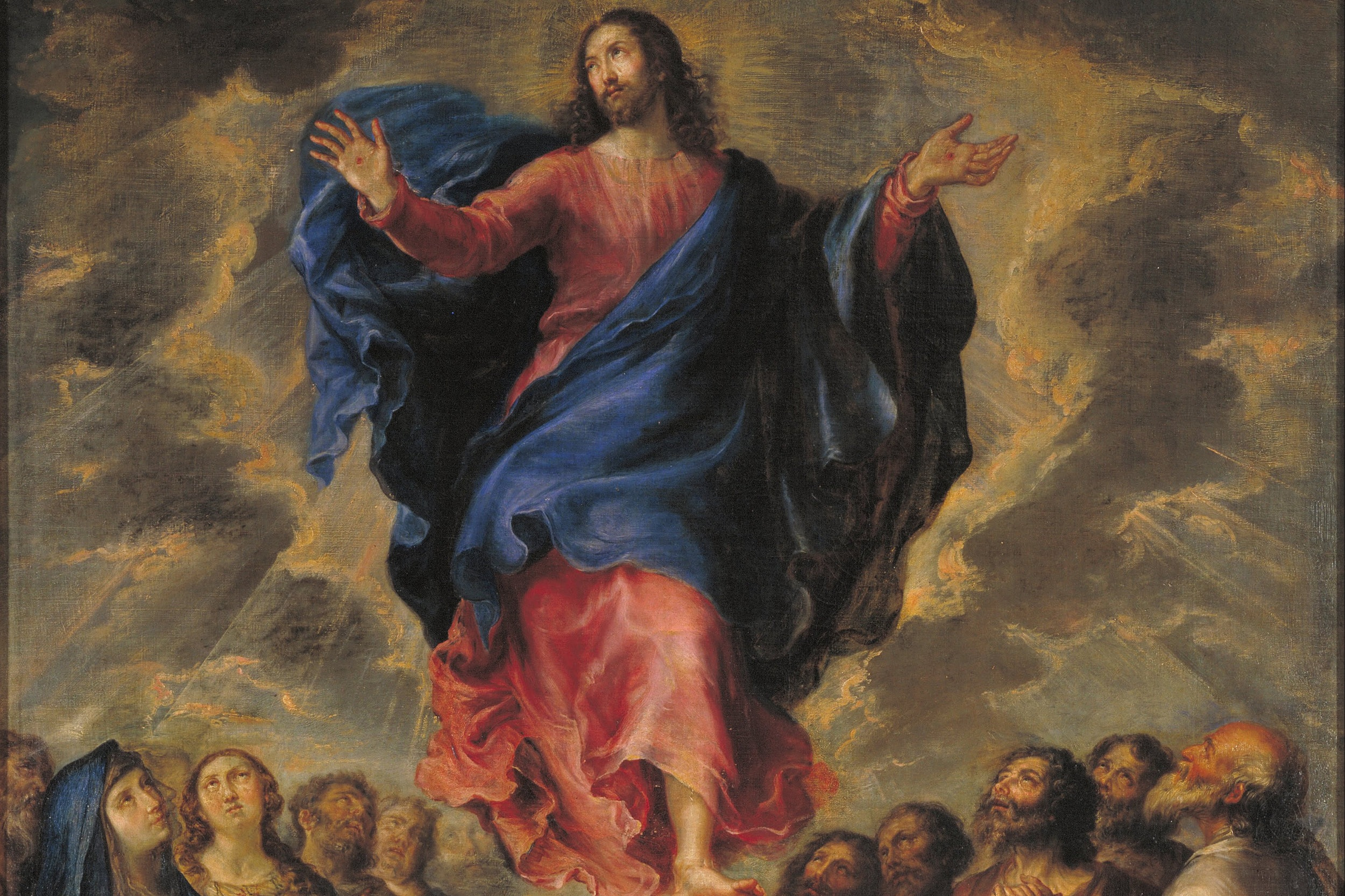 the Ascension of the Lord - Wednesday, May 20:7:30pmThursday, May 21:8:00am⎜12:00pm⎜7:30pm (Spanish)