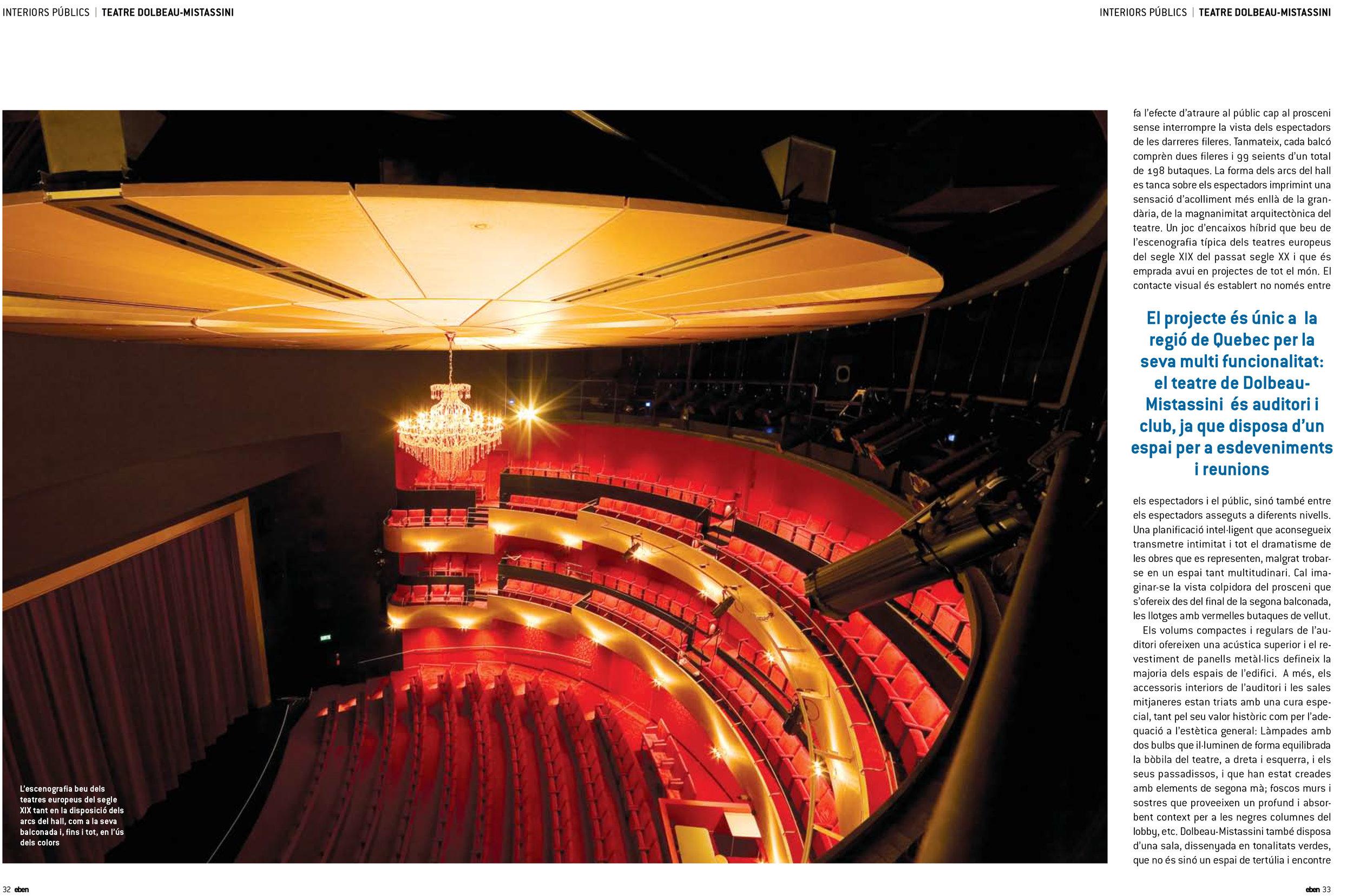 Copy of Teatre Dolbeau-Mistassini