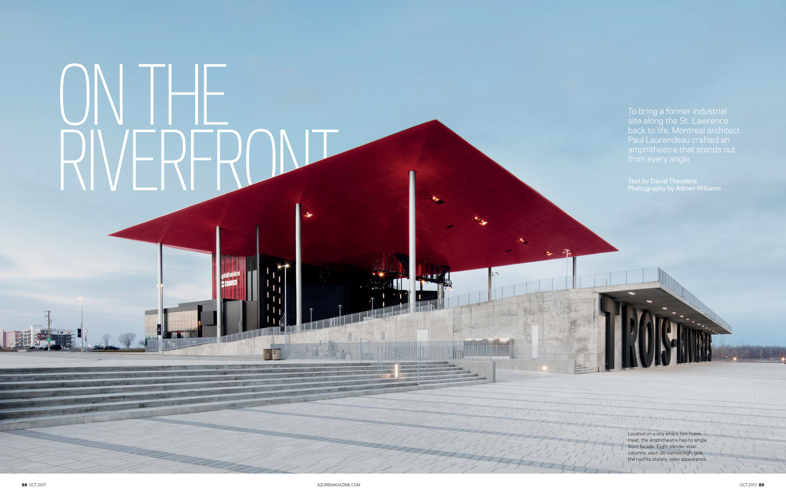 Copy of On the Riverfront