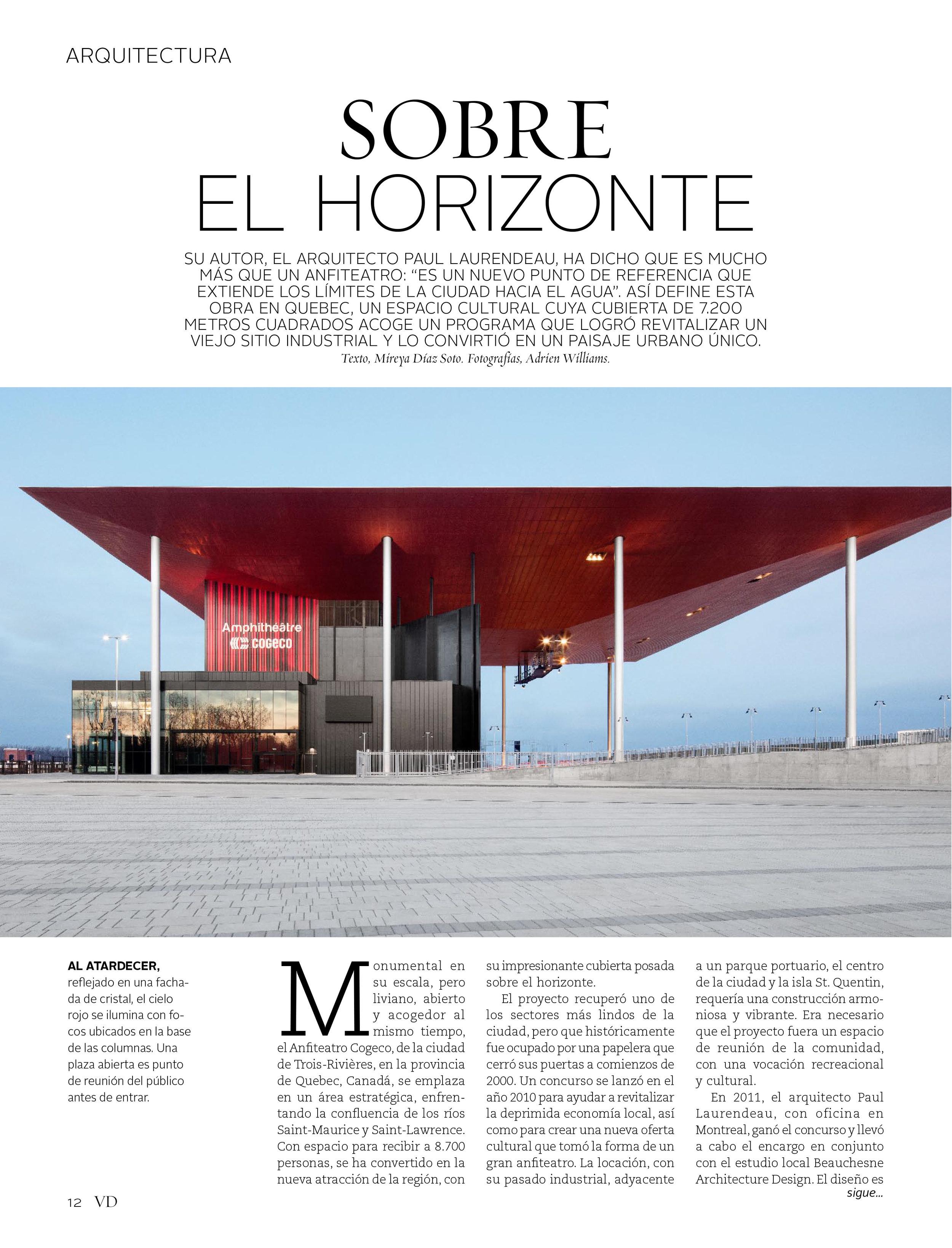 Copy of Sobre El Horizonte