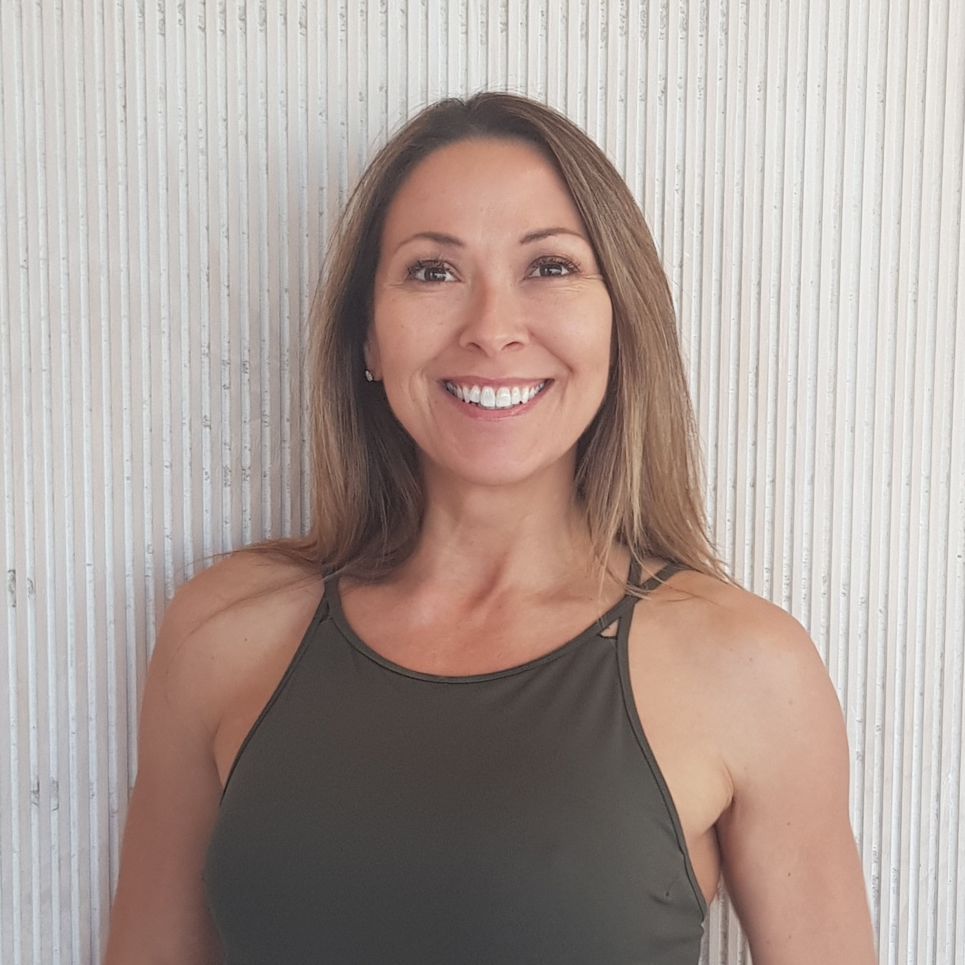 Keran Murphy - Yoga LeadDiscovering her love for yoga 18 years ago and having trained under yoga guru Baron Baptiste, Keran focuses on strength and balance, and has a passion for promoting proper alignment and building core strength.
