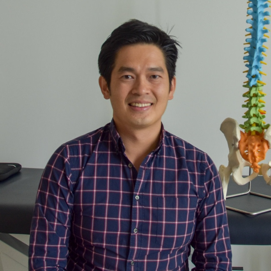 James Nguyen - Founder, Managing DirectorWith 20 years experience in private practice & sporting settings, James is also a registered acupuncturist who trained under Professor Li Kai Zhu. He is dedicated to the holistic management of complex chronic spinal, pelvic, hip and knee issues.