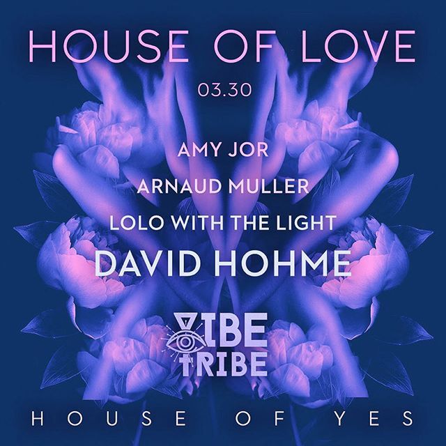 SAT MARCH 30th w/ @vibetribeny 🌜 Playing HOUSE OF LOVE ft. David Hohme [Anjunadeep], Arnaud Muller, Lolo with the Light, + me ☁️🌸✨ 🍭🐱🐾 THERE WILL BE: Aphrodisiac edibles, performances of pleasure, champagne & candles, bondage & blindfolds, installations & secret rooms, feathers & feelings, + deep house all night long ;3  Dressing to theme is required for entry: Lace, leather, latex, lingerie style. Fetish chic, Femme Domme, Floral Fabulous, Flowy & Seductive, Submissive & Sincere. Hedonistic & Haute 🐾🎀 Anyone wanna match n plan outfits w meeee?? it's getting pretty close to selling out so pls getcho tickets sooon, link in bio xxxx love u this is gonna be so much fun! 😃  p.s. this party is rated R not X FYI p.p.s. ALWAYS!!! ASK FOR CONSENT