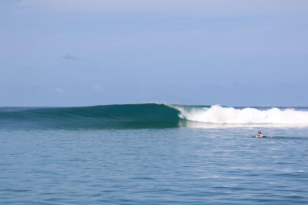 Niyama Luxury Surf Resort Maldives Uncrowded