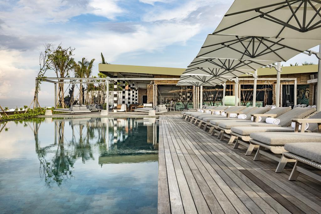 Como Uma Canggu Best Surf Resort Bali