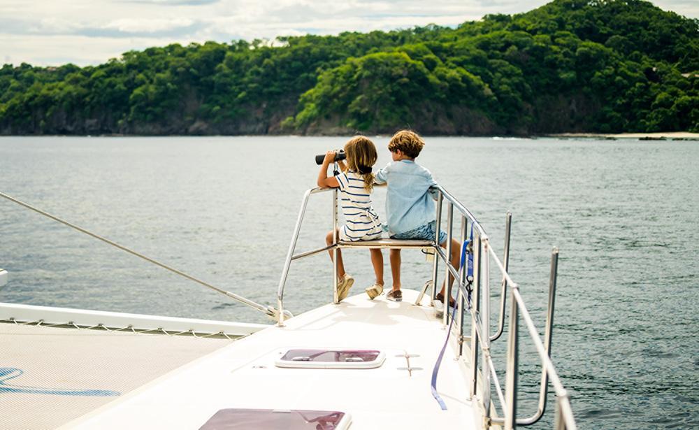 Family Boat Cruise