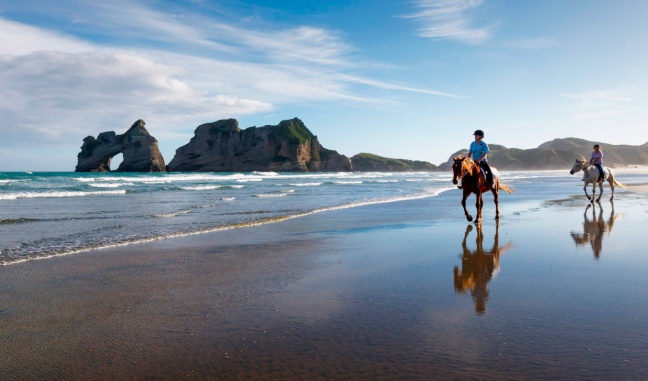 Always dreamt of going horse riding along pristine beaches? Now you can at Nihi Sumba